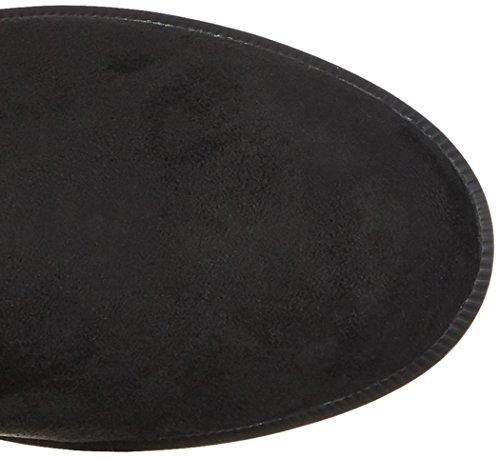 Mujer 25617 Tamaris para Negro Botas Black qHn8WFc
