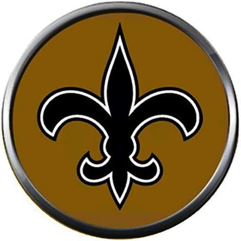 NFL Football Sports New Orleans Saints Fan Logo Hand Bath Towel