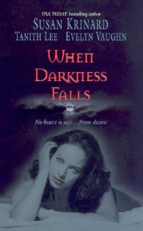book cover of When Darkness Falls