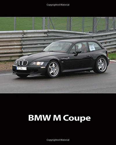 (Bullet Journal: BMW M Coupe: 140 Page 8
