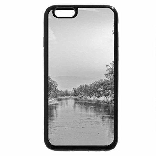 iPhone 6S Plus Case, iPhone 6 Plus Case (Black & White) - Vanilla River