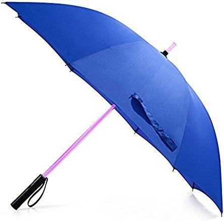 LED Paraguas Lightsaber Infantil Hombre Mujer, Luz para Arriba ...