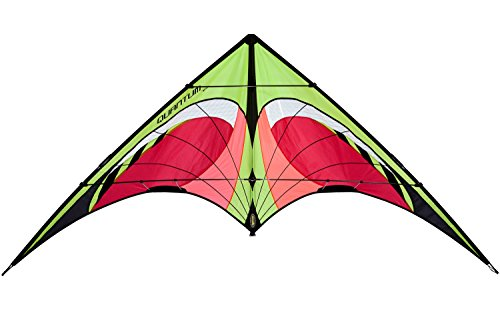 Prism Quantum Dual-line Stunt Kite, Fire by Prism Kite Technology