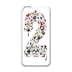 LJF phone case C-Y-F-CASE DIY Design Musical Instruments Pattern Phone Case For phone iphone 6 4.7 inch