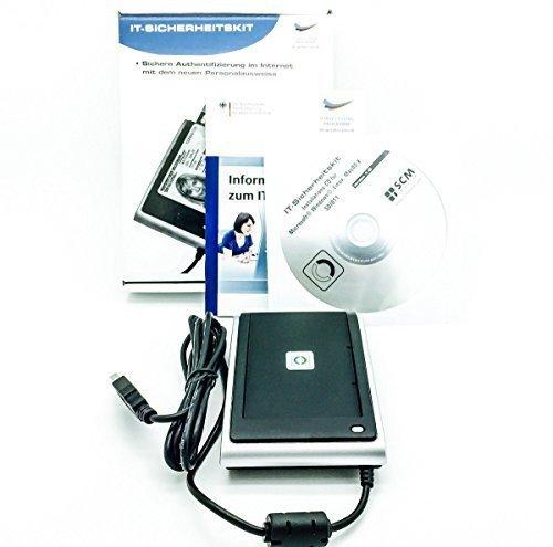 Chip lettore di schede per nuovo carta d' identità elettronica, salute scheda elettronica, collaboratori documenti, Student Badge, tempo erfassungs sistemi SCHEDA, HBCI ecc. SCM SDI011pc/SC HBCI ecc. SCM SDI011pc/SC