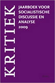Book Kritiek 2009: Jaarboek voor Socialistische Discussie en Analyse (Dutch Edition)