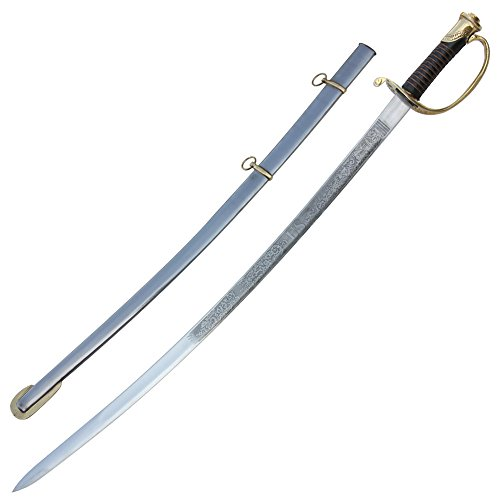 1860 American Light Saber Civil War Sword