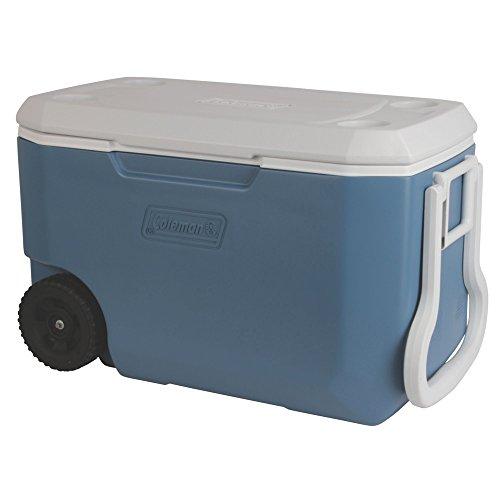 Texas A&m Fan Pull - Coleman 3000004025 Cooler 62Qt Whld Blue/Wht/Wht 5862