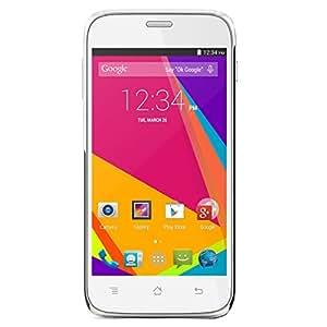 BLU Studio 5.0 HD LTE Y534Q 8GB Unlocked GSM Quad-Core 4G Cell Phone - White (Certified Refurbished)