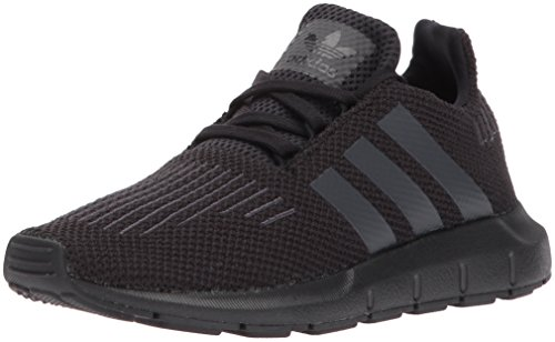 - adidas Originals Boys' Swift C Running Shoe, Utility Black, 11 Medium US Little Kid