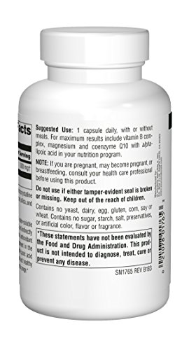 Source Naturals Alpha Lipoic Acid Antioxidant Protection 300mg - 120 Capsules by Source Naturals (Image #1)