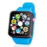 Bulges Kids Smart Watch with Music Player Touch Screen for Boys Girls Education Learning Toy