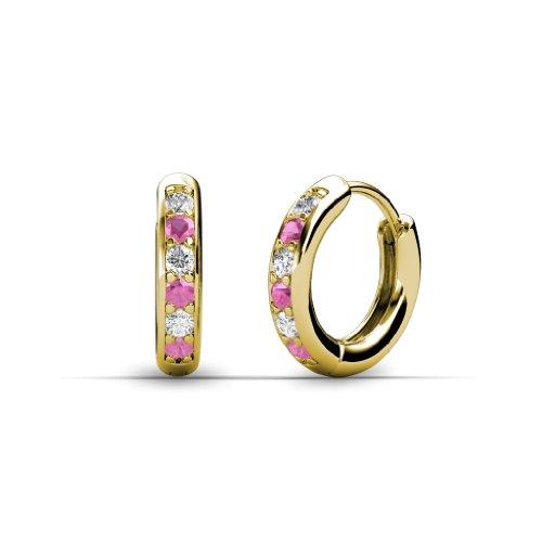 0.28 Ct Pink Diamond - 6