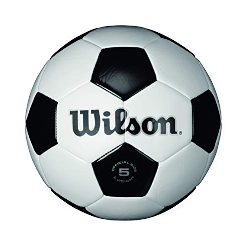(Wilson Traditional Soccer Ball - Size 5)