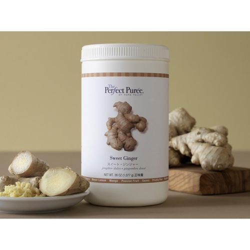 The Perfect Puree Ginger Puree, 38 Ounce -- 6 per case. by Perfect Puree