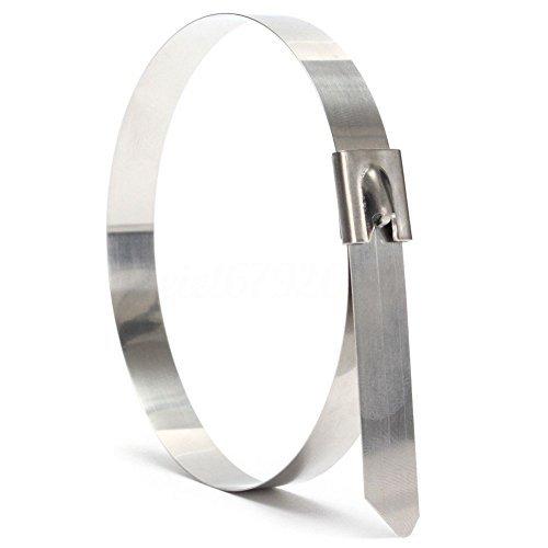 zip ties silver - 7