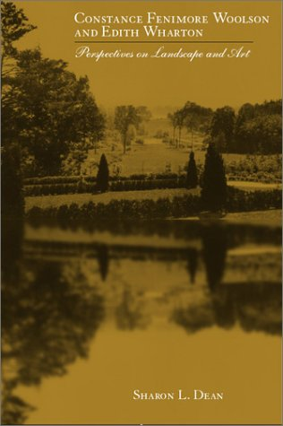 Download Constance Fenimore & Edith Wharton: Perspectives On Landscape & Art pdf