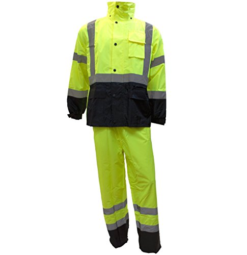 Safety Jacket Visibility Reflective RW CLA3 LM11 product image