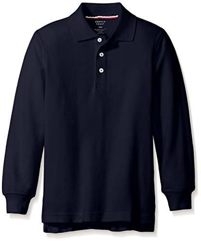 French Toast Long Sleeve Pique Shirt product image