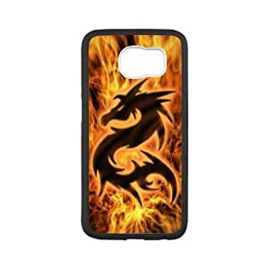 Order Case Fire The flame of the song For Samsung Galaxy S6 U3P250803