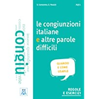 Le congiunzioni italiane e altre parole difficili