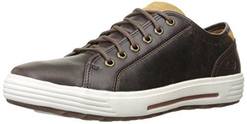 skechers-usa-mens-porter-ressen-oxford-dark-brown-95-m-us