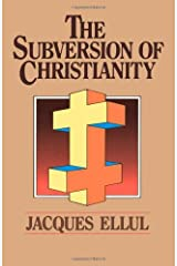 The Subversion of Christianity (English and French Edition) Paperback