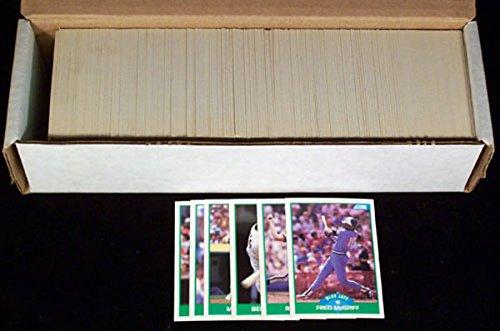 1989 Score Baseball Set (660) Nm/Mt * Biggio Smoltz Johnson Sheffield - Cards Rcs Stores