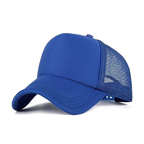 野球帽女性屋外野球帽通気性の男性の女性サマーメッシュキャップ野球帽キャップ,私