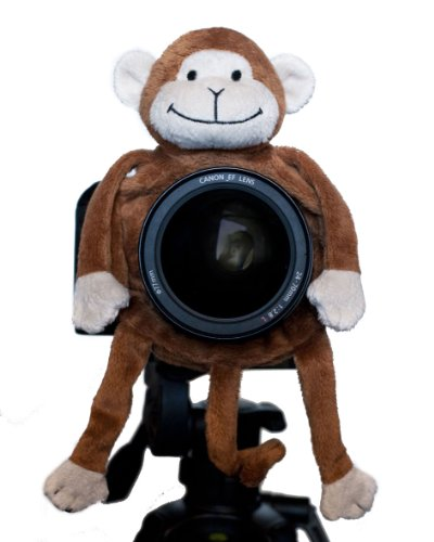 Shutter Huggers Monkey Shutter Hugger MON001 (Best Lens To Use For Portraits)