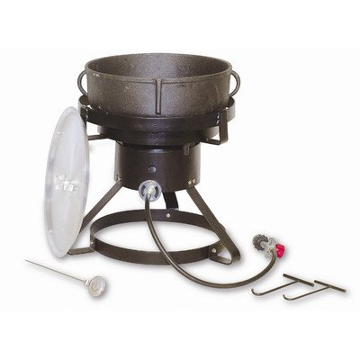 Tall Jambalaya Outdoor Cooker Size: 5 Gallon by King Kooker