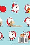 Christmas Card Address Book: Santa  Organizer, Notebook, Planner | Keep Track Of The Cards You Send & Receive | Christmas Card List | Alphabetical ... Records | Small (Season Holiday) (Volume 14)