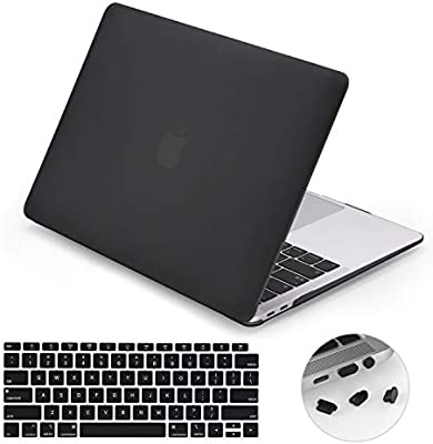 Amazon.com: LENTION - Funda rígida para MacBook Air 2018 de ...
