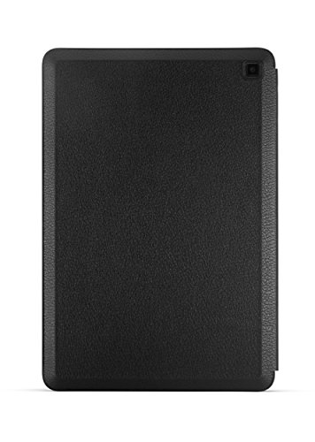 Standing Leather Case for Fire HD 7 (4th Generation), Black
