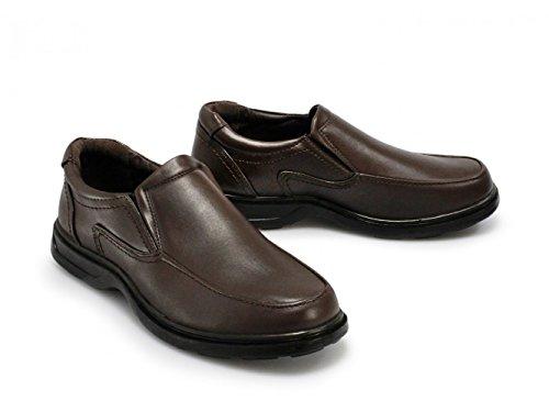Dr Keller - Mocasines para hombre marrón marrón marrón - marrón