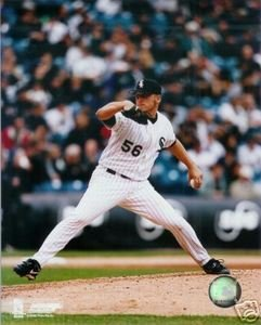 Mark Buehrle Chicago White Sox Action 8x10 Photo