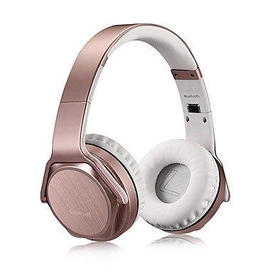 ... giratoria altavoz Bluetooth para auriculares con radio FM/AUX/TF tarjeta Mp3 deportes Magic auriculares inalámbricos de diadema: Amazon.es: Electrónica