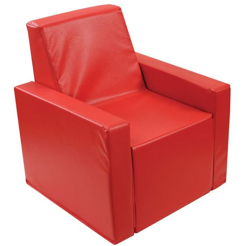 VIDEO Review Arm Chair In Red Best Deals BOOMSbeat