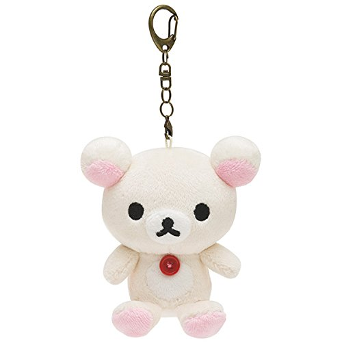 San-X go out stuffed key chains Korilakkuma From Japan New (Hetalia America Keychain)