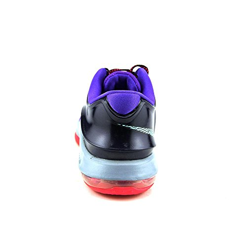 Nike Kd Vii Lightning 537 Heren Basketbalschoenen 653996-535 Court Purple Gebleekt Turquoise-hyper Grape-crimson 13 M Us