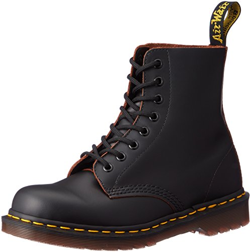 Dr. Martens Vintage 1460 Boot,Black,UK 5 (US Women's 7 M)