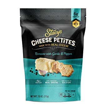 (Stacy's Cheese Petites Romano Garlic Pepper 11.5 Oz. (1 Pack))