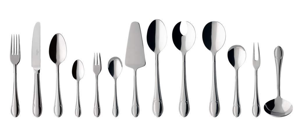 Villeroy & Boch Mademoiselle Cubiertos de mesa para 12 personas, 68 piezas, Acero inoxidable: Amazon.es: Hogar