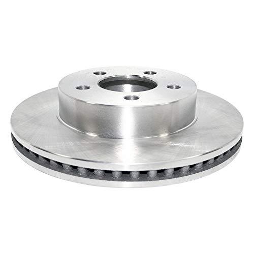 (DuraGo BR53001 Front Vented Disc Brake Rotor)
