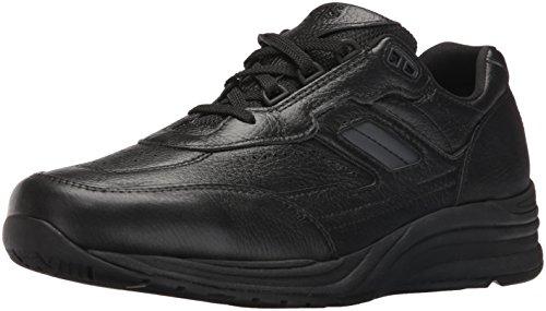 Sas Mænd, Rejse Mesh Walking Sneakers Sort