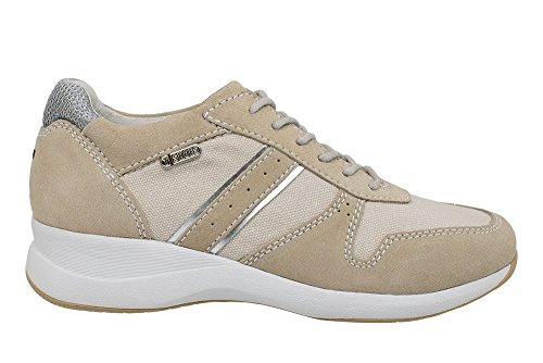 Canvas Ts017 Eu Sneaker Gamuza Beige 8 42 E Siviglia shoes T Uk In WHqwP0pWU