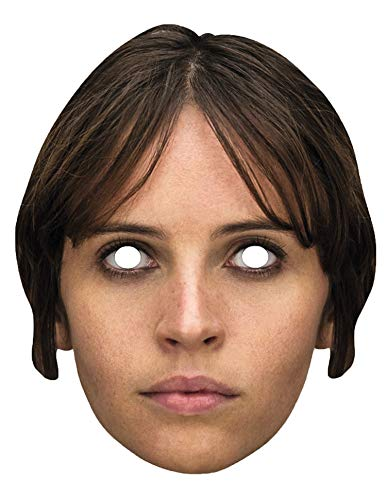 Rubie's Star Wars: Rogue One-Jyn Erso Facemask (One ()