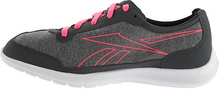 Reebok Women's Sport Ahead Action RS Walking Shoe Pink Ribbon/Gravel/Solar Pink/White 8q2lL2M3QP