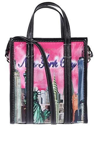 Luxury Fashion | Balenciaga Womens 452458DE9XN5660O Pink Handbag | Season Permanent
