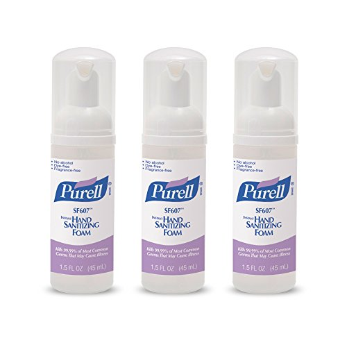 PURELL SF607 Hand Sanitizer Bottle